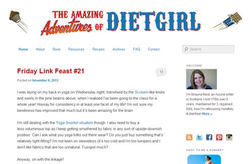 Case study xây dựng blog cá nhân