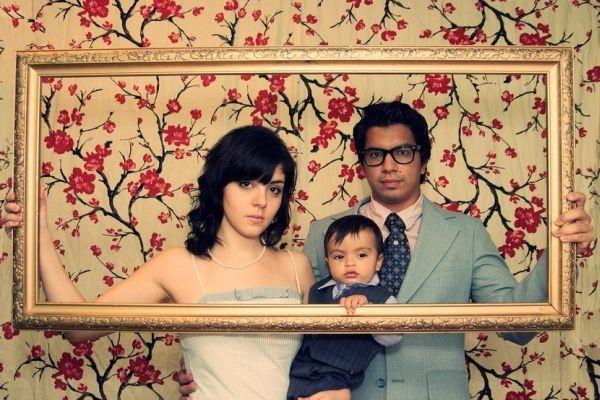 Chẳng có bức tranh nào đẹp và quý giá bằng bức tranh về gia đình.