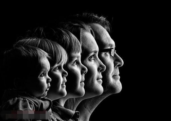 Con cái chính là bản sao hoàn hảo nhất của cha mẹ.