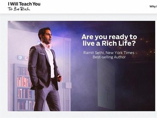 4. I Will Teach You to Be Rich