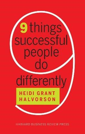 1. Chín điều những người thành công thực hiện khác biệt - Heidi Grant Halvorson