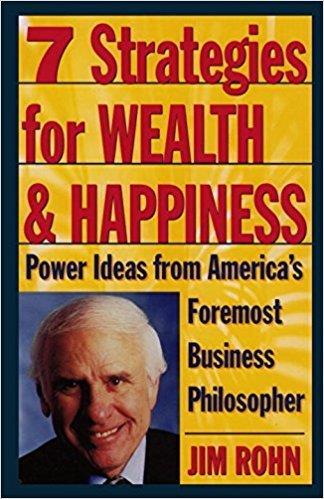 4. 7 chiến lược Thịnh vượng và Hạnh phúc – tác giả Jim Rohn