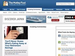 1. The Motley Fool
