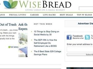 8. Wise Bread