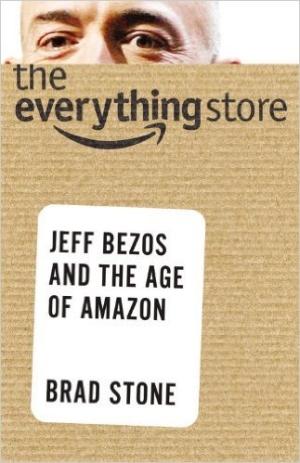 6. Tất cả những thôn tin về Jeff Bezos và thời đại Amazon – tác giả Brad Stone