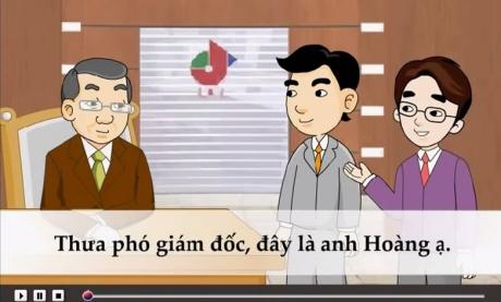 [Video] Tự học tiếng Hàn bài 2: Người kia là ai
