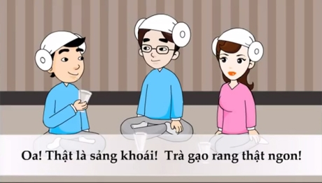 [Video] Tự học tiếng Hàn Quốc bài 9: Hãy nghỉ ở đây