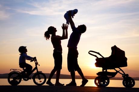 Những bức ảnh ấm áp về tình cảm gia đình