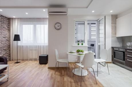 Phân biệt flat, apartment, condo và loft