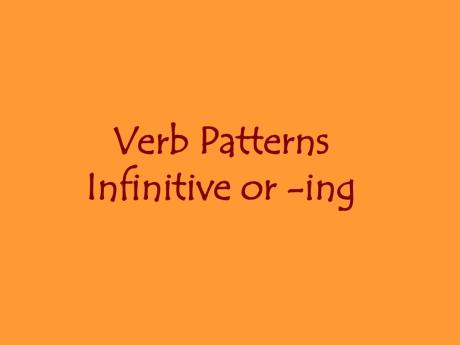 Sử dụng thành thạo Gerund và Infinitive với 5 quy tắc đơn giản