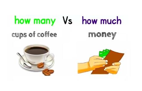 Cách dùng much và many trong tiếng Anh