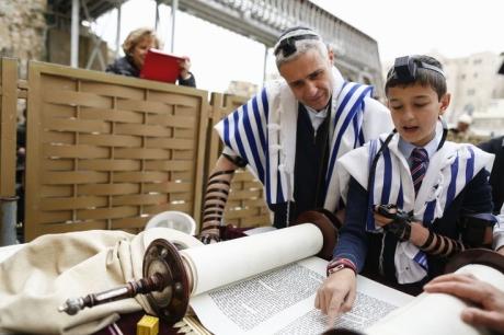 Một lần cà phê với người Do Thái