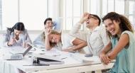 Hầu hết các nhân viên công sở đều đang phí phạm thời gian của mình trong văn phòng