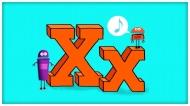 Phát âm chữ X trong tiếng Anh