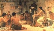 Những bài học giá trị từ cách dạy con ngoan, trò giỏi của bố mẹ thời cổ đại