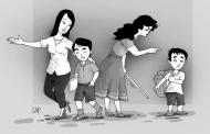Những điểm yếu của con trẻ mà nguyên nhân có thể do cha mẹ