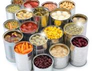 5 lý do bạn nên ngừng ăn thực phẩm đóng hộp