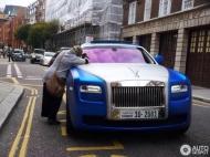 Ông lão ăn mày và đại gia Rolls Royce