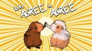 Cách nói 'đồng ý' hay 'phản đối' trong tiếng Anh
