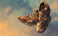 Từ một đôi giày, nhìn thấu một đời người