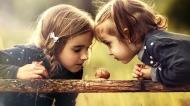 Tâm chứa thiện niệm trời phù hộ, lòng mang chân thành phúc tự đến