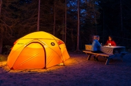 Speaking is easy: Going Camping