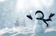 Speaking is easy: Snow
