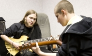Speaking is easy: Guitar Lessons