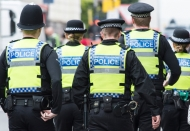 Speaking is easy: Police Officers