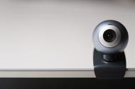 Speaking is easy: Webcam