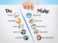 Cách sử dụng do và make