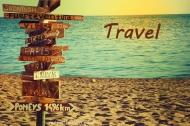 Học từ vựng tiếng Anh bằng hình ảnh: Travel