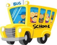 School bus, mô hình giao thông hiện đại