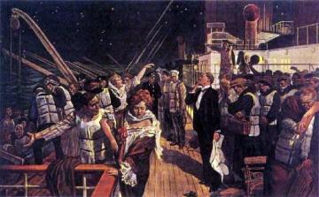 """""""Phụ nữ và trẻ em lên trước!"""" – Di sản đằng sau con tàu huyền thoại Titanic"""